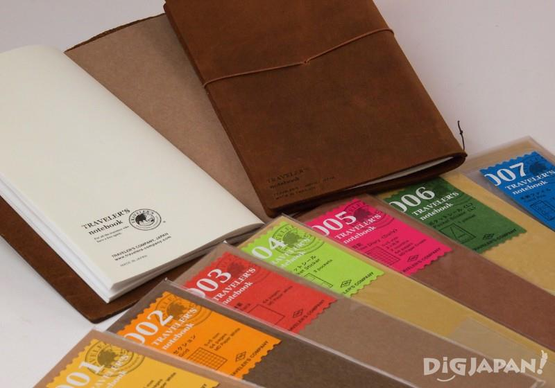 13. A Customizable Travel Notebook