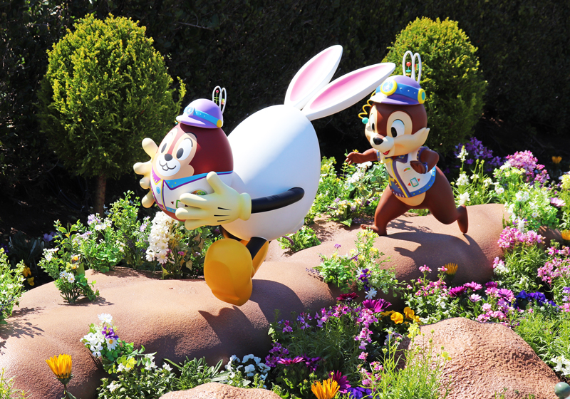 東京迪士尼樂園:相隔2年「兔耳蛋」再度登場!