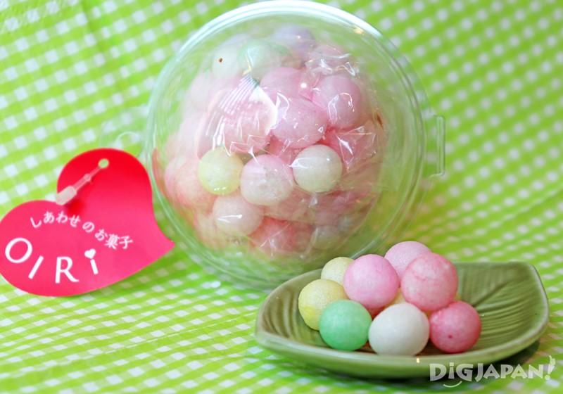 幸福的花嫁菓子