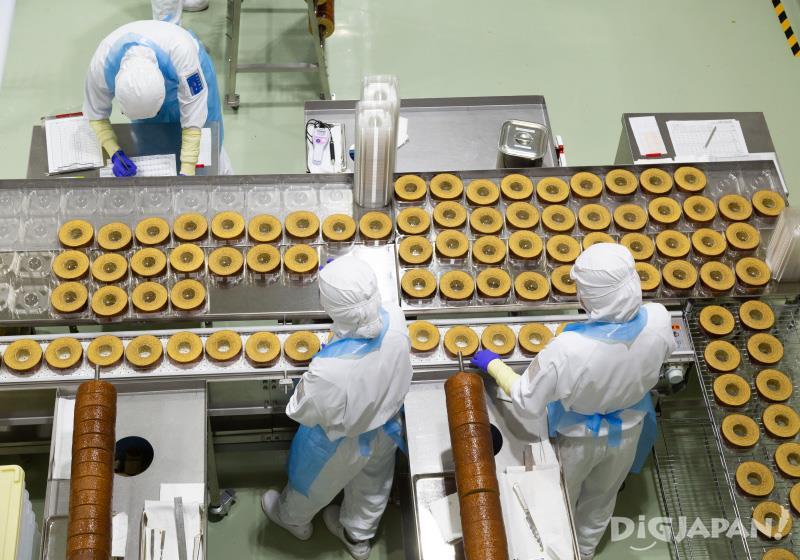 工場見学が楽しめる「チョコトピアファクトリー」