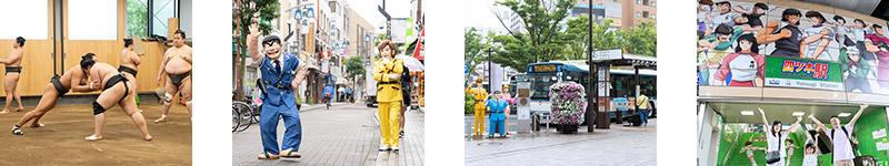 親子旅行不可錯過!東京葛飾走訪動漫名作《烏龍派出所》・《足球小將翼》打卡聖地 目錄