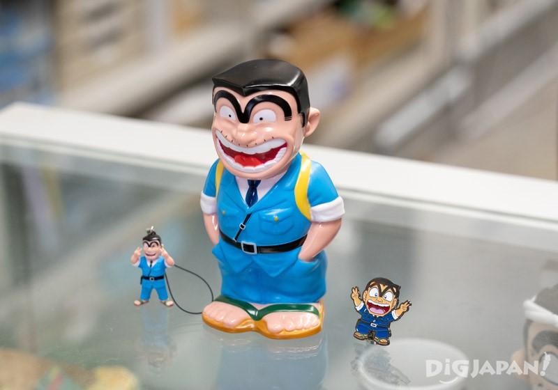 Kochikame souvenirs in Kameari, Katsushika