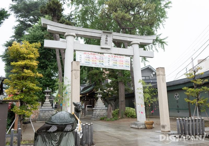 龜有香取神社01