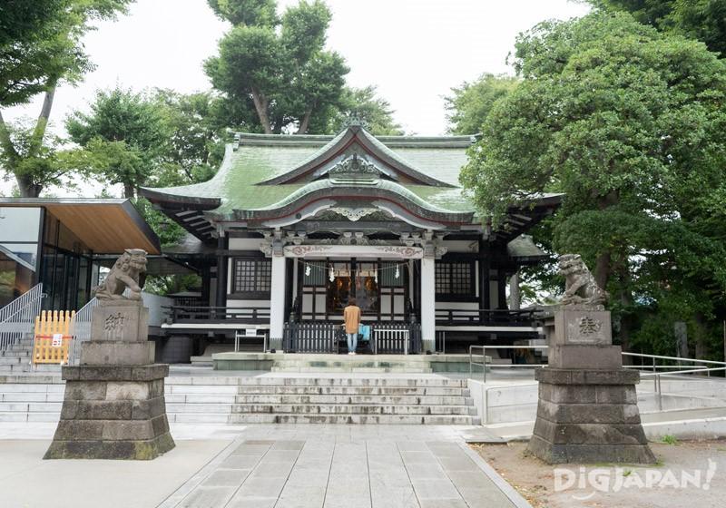 Kameari Katori Shrine