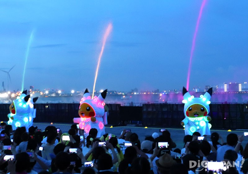 橫濱港未來海洋×皮卡丘01