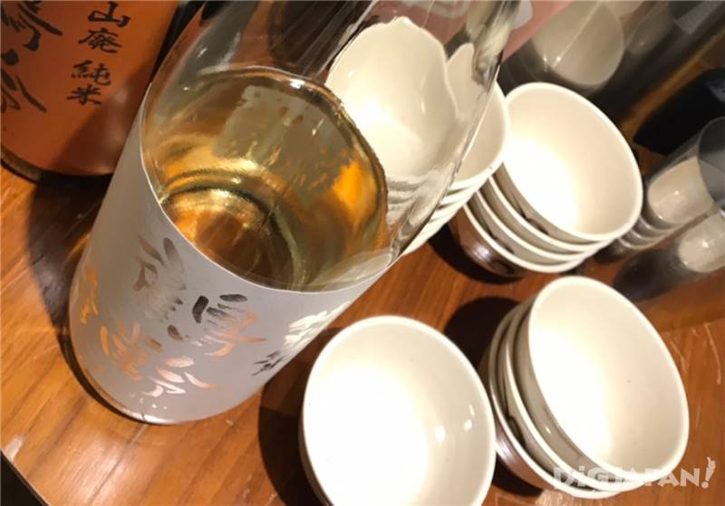 これこそ日本酒!お米の旨みが感じられる「鶴齢」