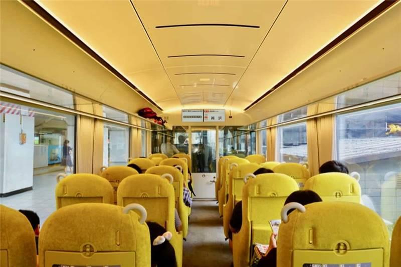 使用嚕嚕米西武鐵道一日套票最方便