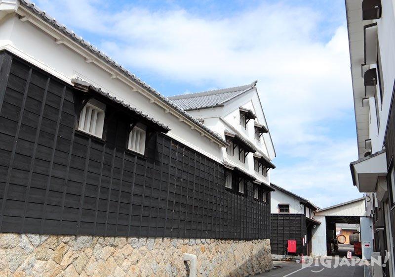 教會風格的古風建築