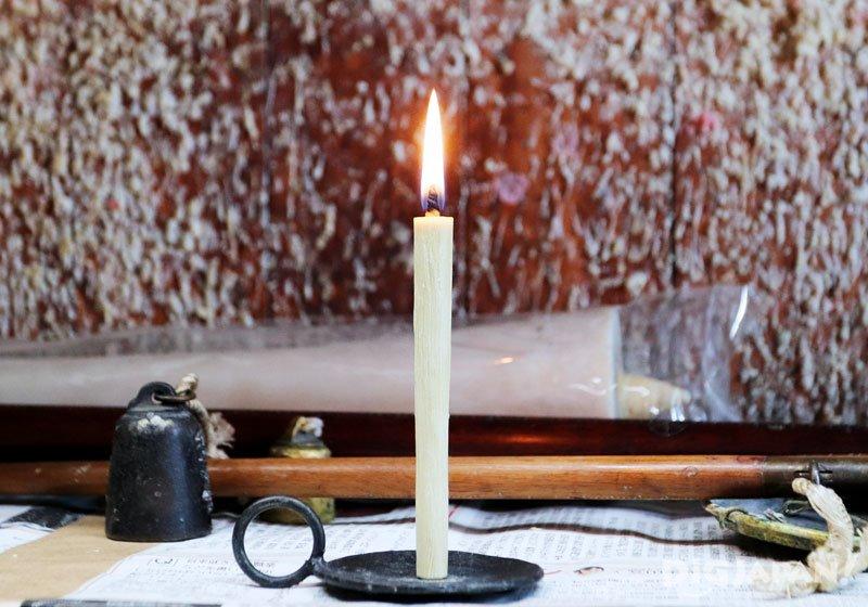 蠟燭製作04