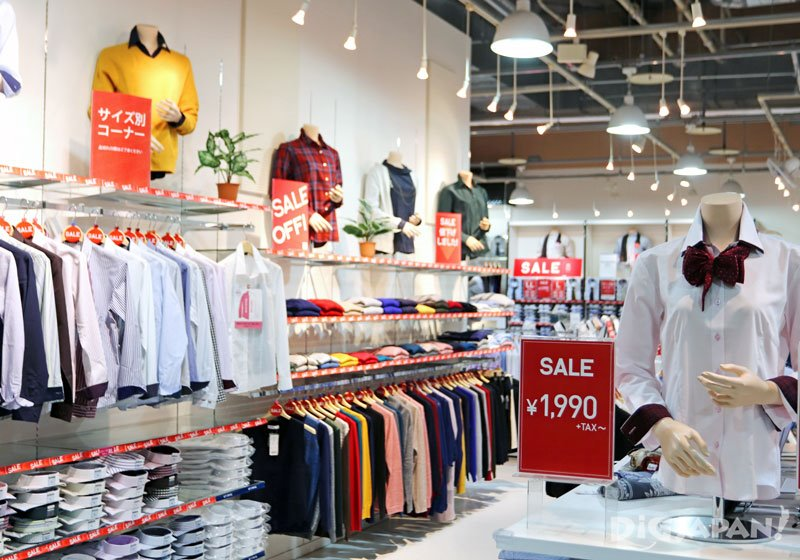 「商店」逛街購物01