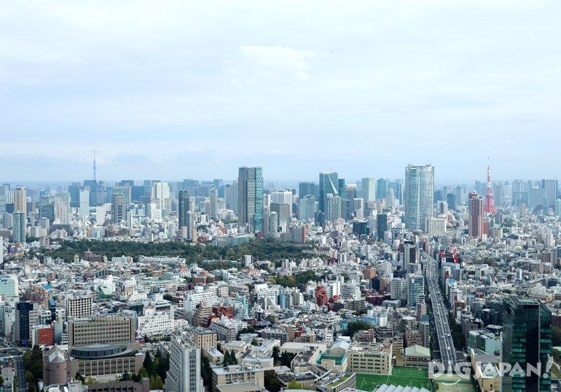 屋頂 SHIBUYA SKY02