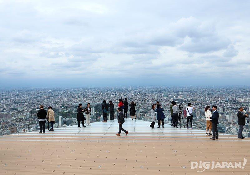 屋頂 SHIBUYA SKY04