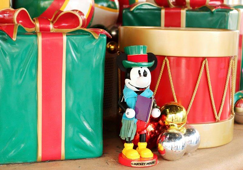 東京ディズニーリゾートでクリスマスを満喫