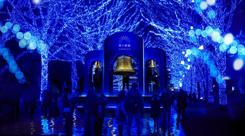 Blue Cave SHIBUYA 2019