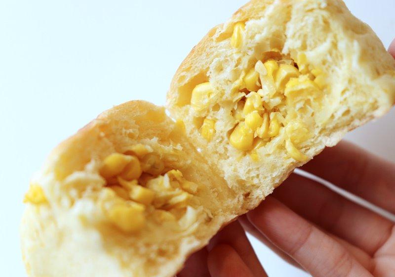 美瑛選果「玉米麵包」