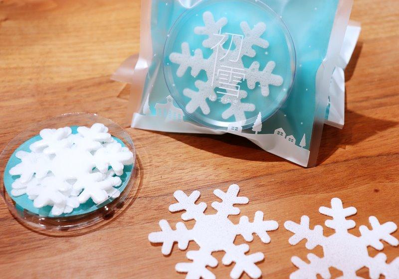 初雪紙肥皂