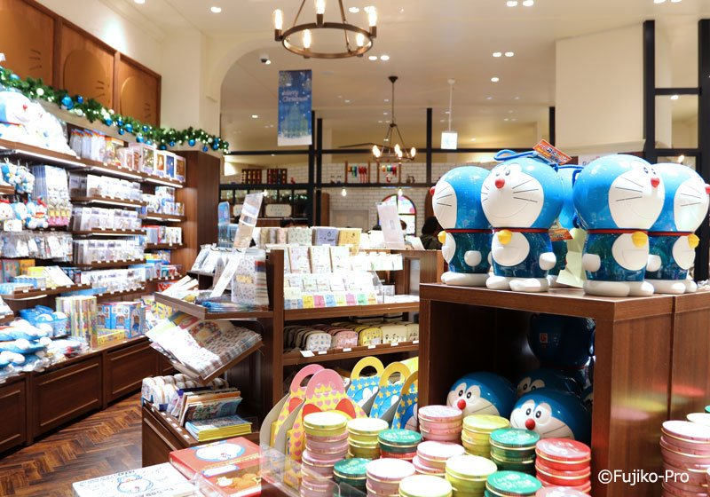 Doraemon Future Department Store Shop Zone
