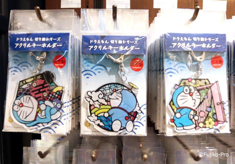 日本特色的哆啦A夢和哆啦美造型周邊02