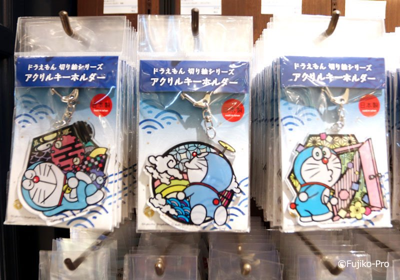 Japanese style Doraemon goods