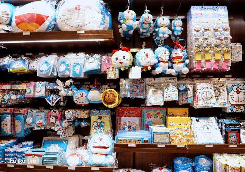 Doraemon Future Department Store original goods5