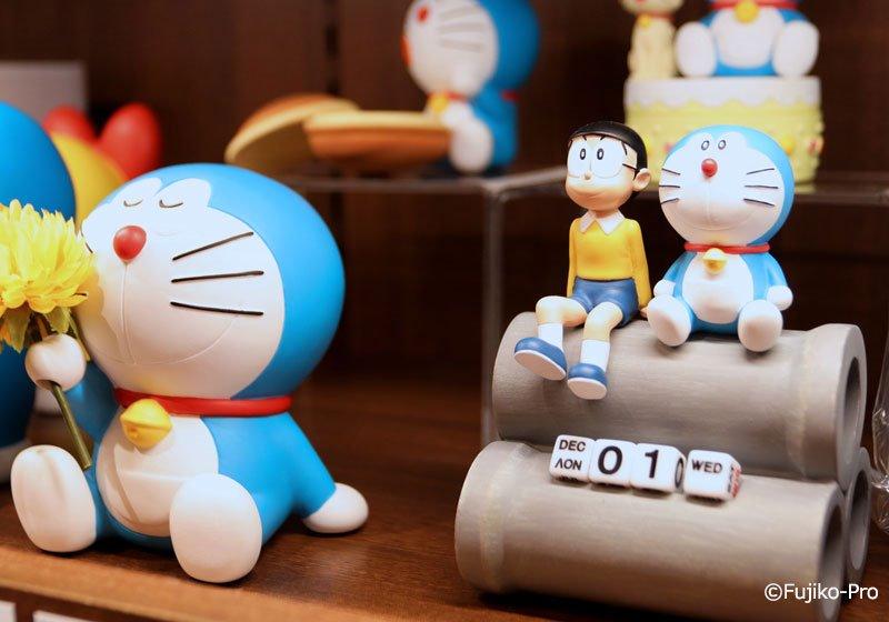 太多超可愛的哆啦A夢商品01