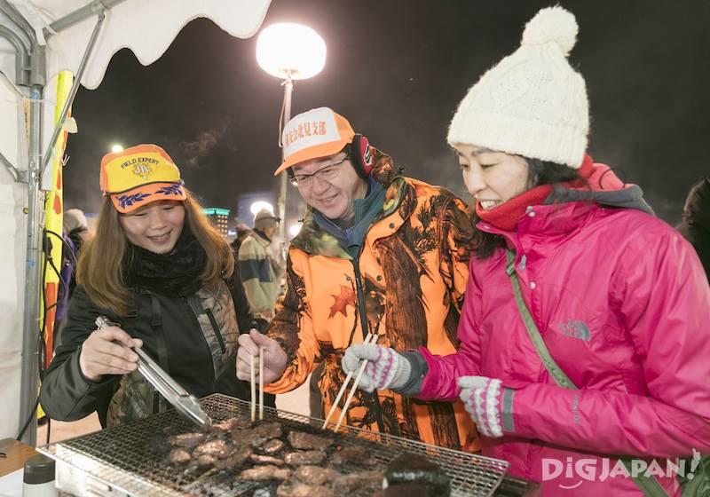 北見嚴寒燒肉祭
