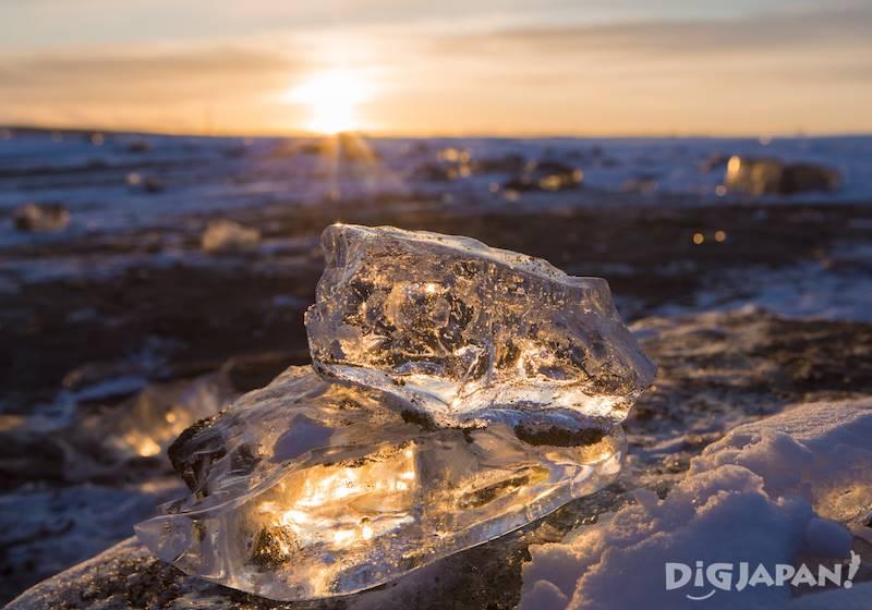 Jewelry ice寶石冰(十勝・豊頃町)