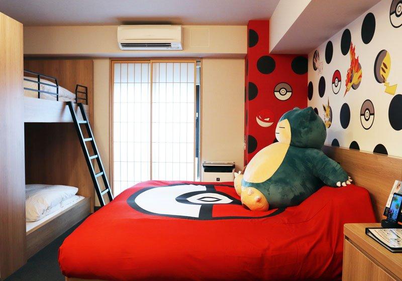 房間適合家庭旅遊或是多人入住01