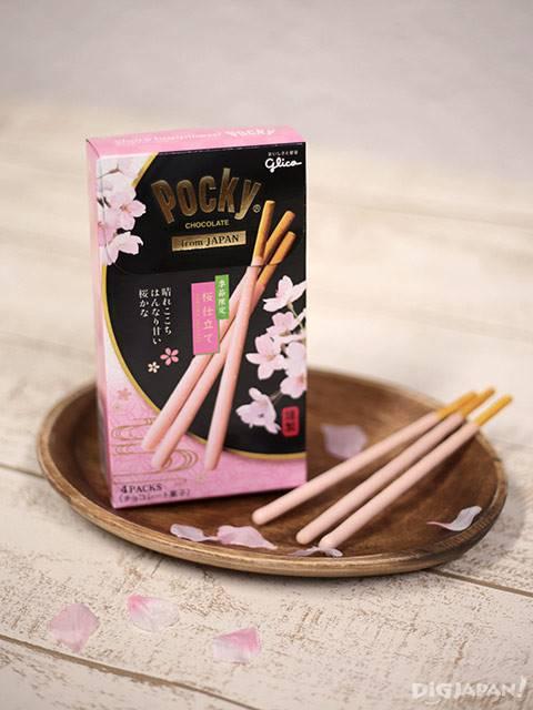 Pocky櫻花抹茶百琪棒