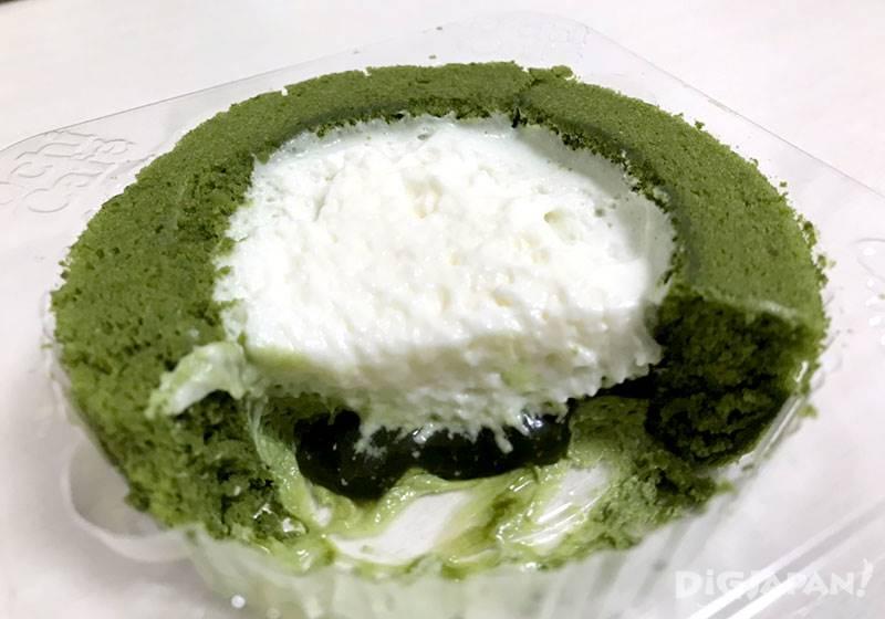 哈根達斯抹茶冰淇淋夾心三明治