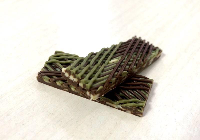 紗紗常盤抹茶巧克力