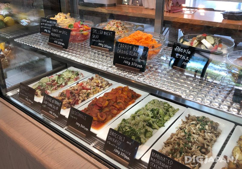 LAND_A: a Dining Cafe With a Plentiful Take-Out Menu