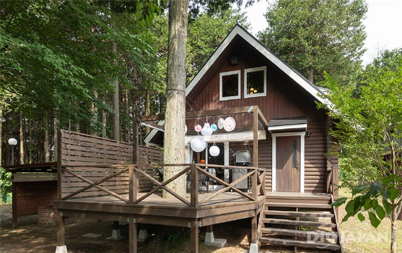 FOREST CABIN 外観