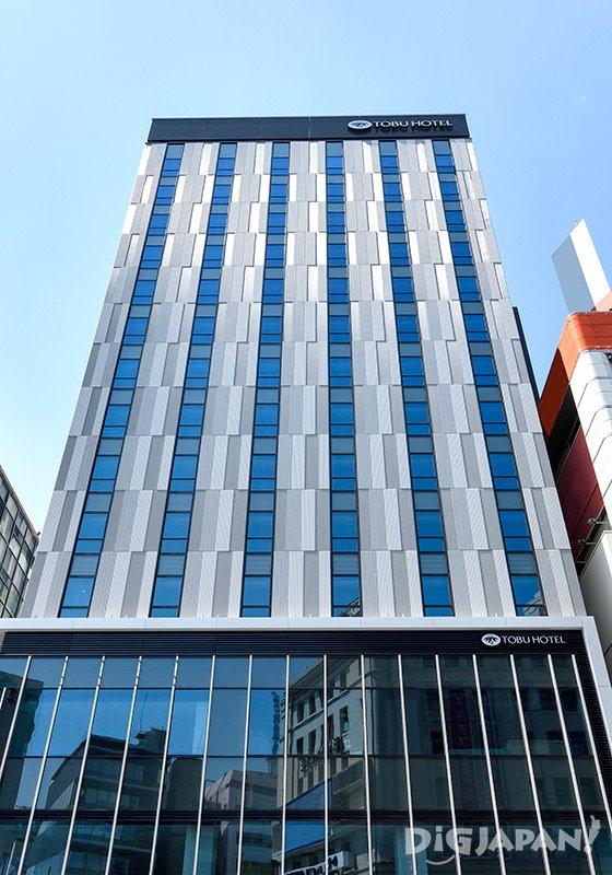 浅草東武ホテル_外観2