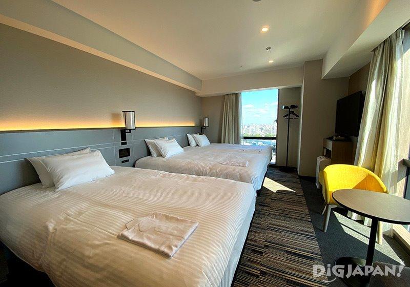 Asakusa Tobu Hotel regular rooms