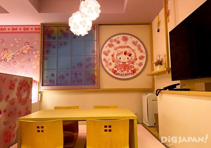 Sakura Tennyo Room 2