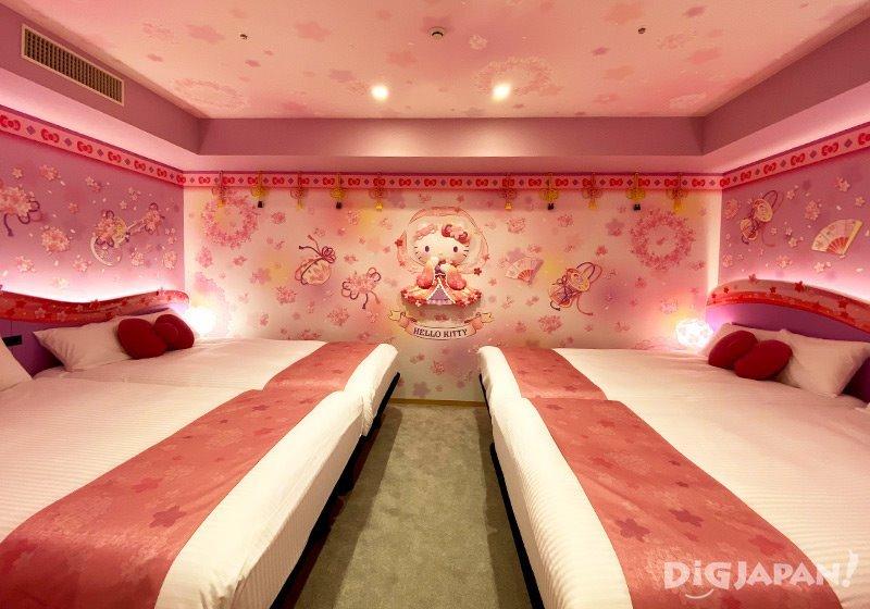 Sakura Tennyo Room 1