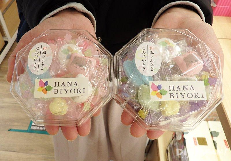 東京讀賣樂園HANABIYORI原創紀念品_5