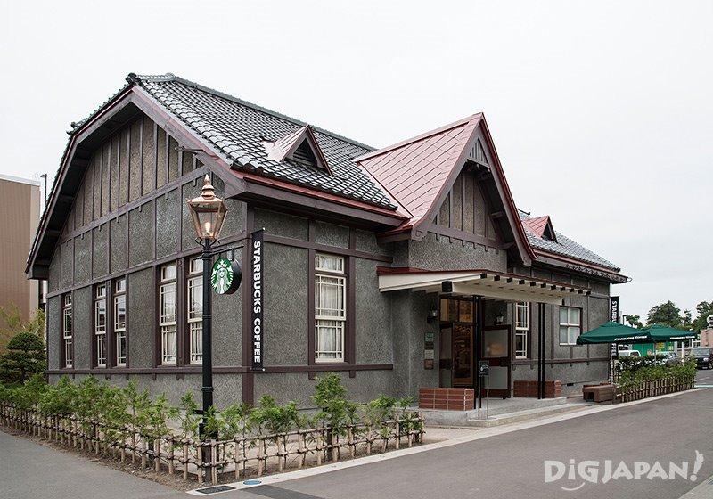 星巴克咖啡弘前公園店_1