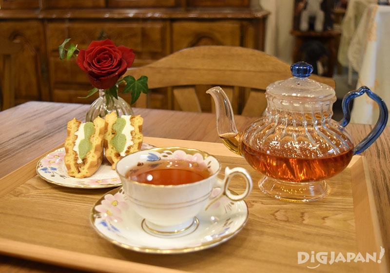英國時間紅茶時間