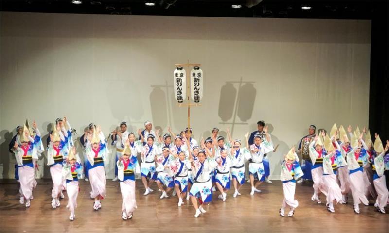 杉並區-高円寺「震撼阿波舞」