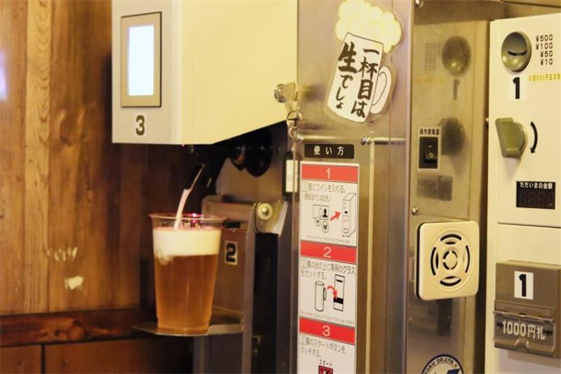 杉並區-高円寺「售票機燒肉」