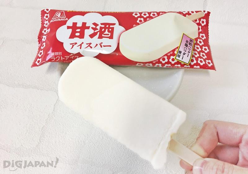 甜酒冰棒(森永製菓)