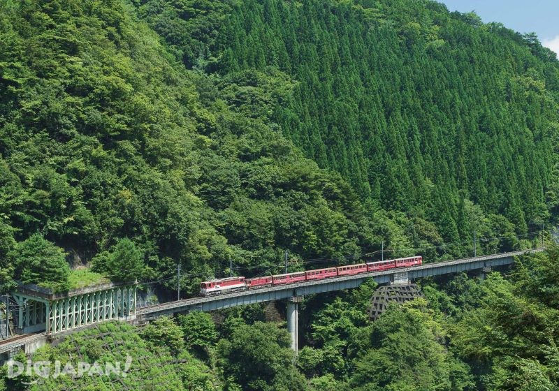 南アルプスあぷとライン(井川線)
