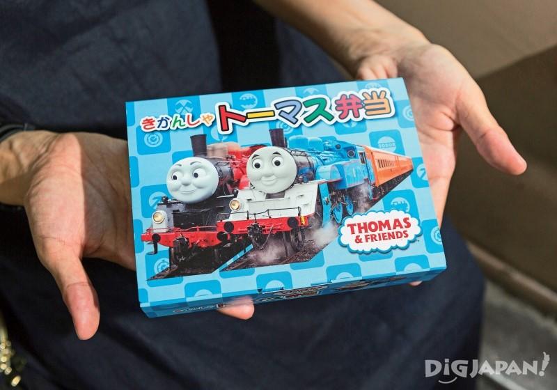 托马斯小火车便当1