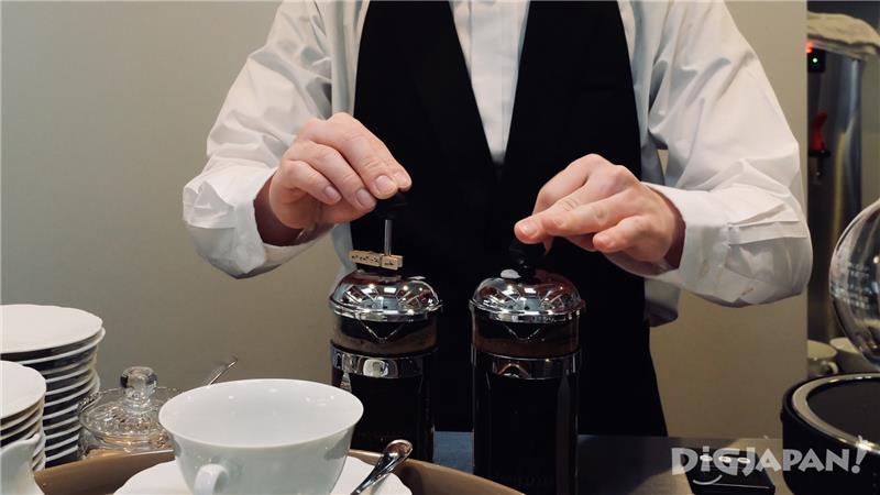 วิธีการชงกาแฟที่แปลกตา