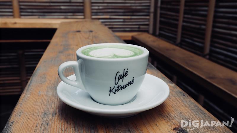 Café Kitsuné  1