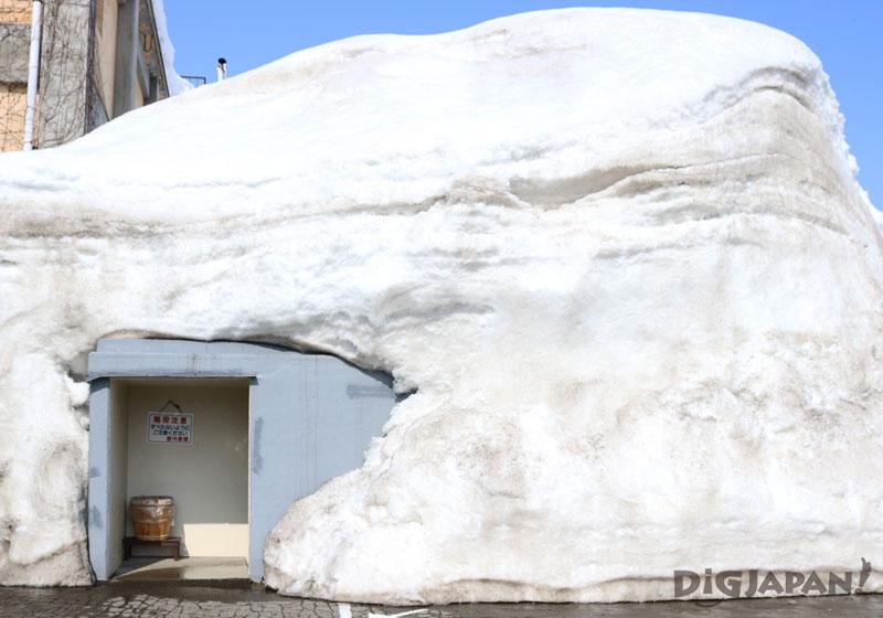 玉川酒造 雪室